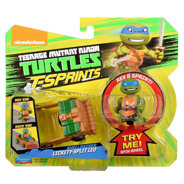 Teenage Mutant Ninja Turtles T-Sprints Lickety Split ...