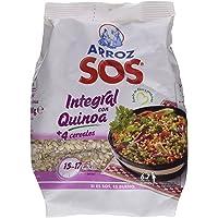 SOS Arroz Integral Con Quinoa + 4 Cereales