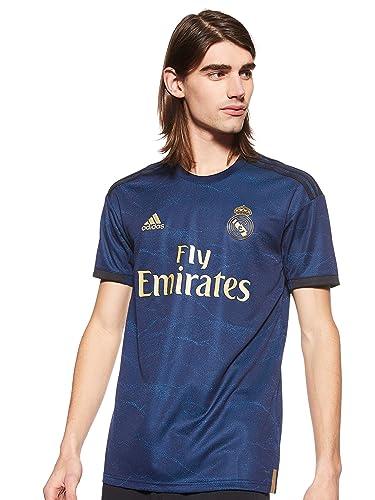 Adidas Real Madrid 2019/2020 Camiseta, Hombre, Blanco (1ª Equipación), XS: Amazon.es: Deportes y aire libre