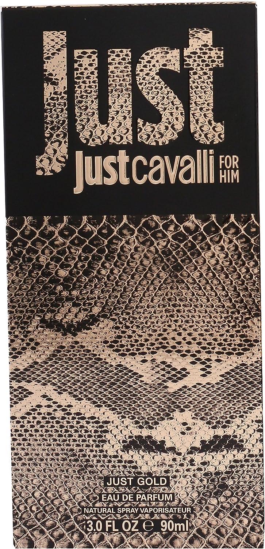 Roberto Cavalli Just Just Cavalli Gold Eau de Parfum Spray for Men