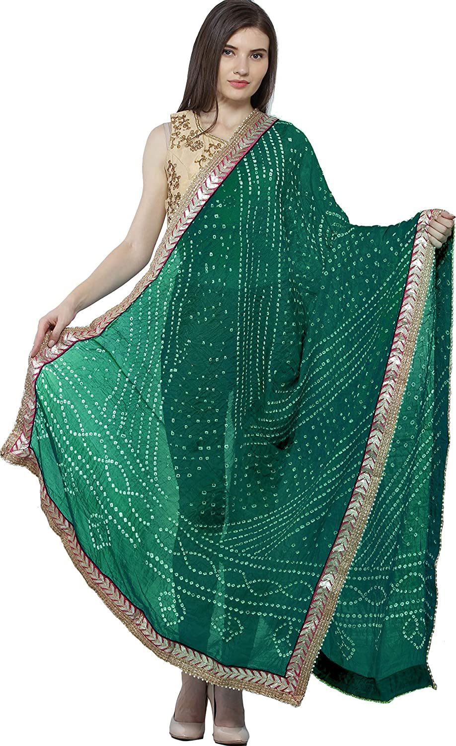 Exotic India Dupatta From...