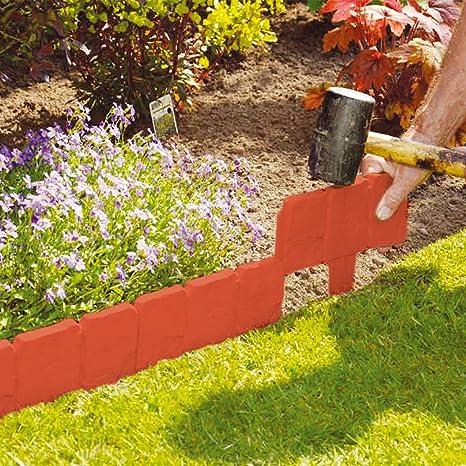 bordure per giardino pietra