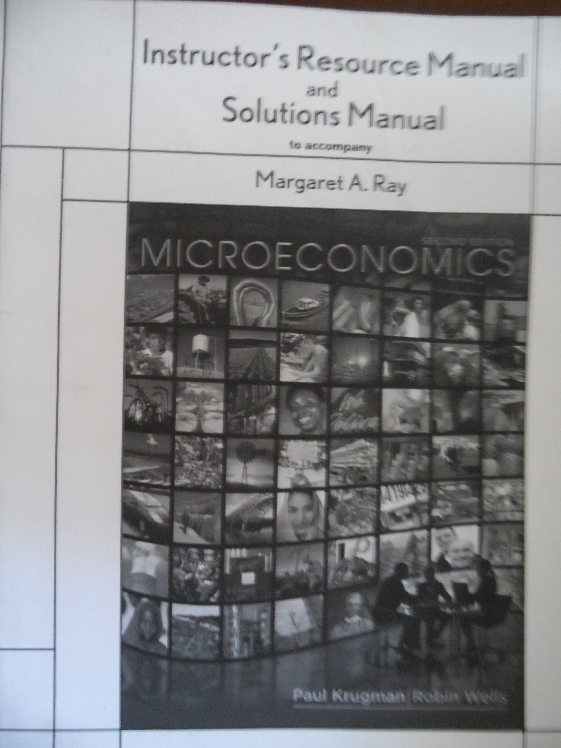instructor s resource manual and solutions manual to accompany rh amazon com