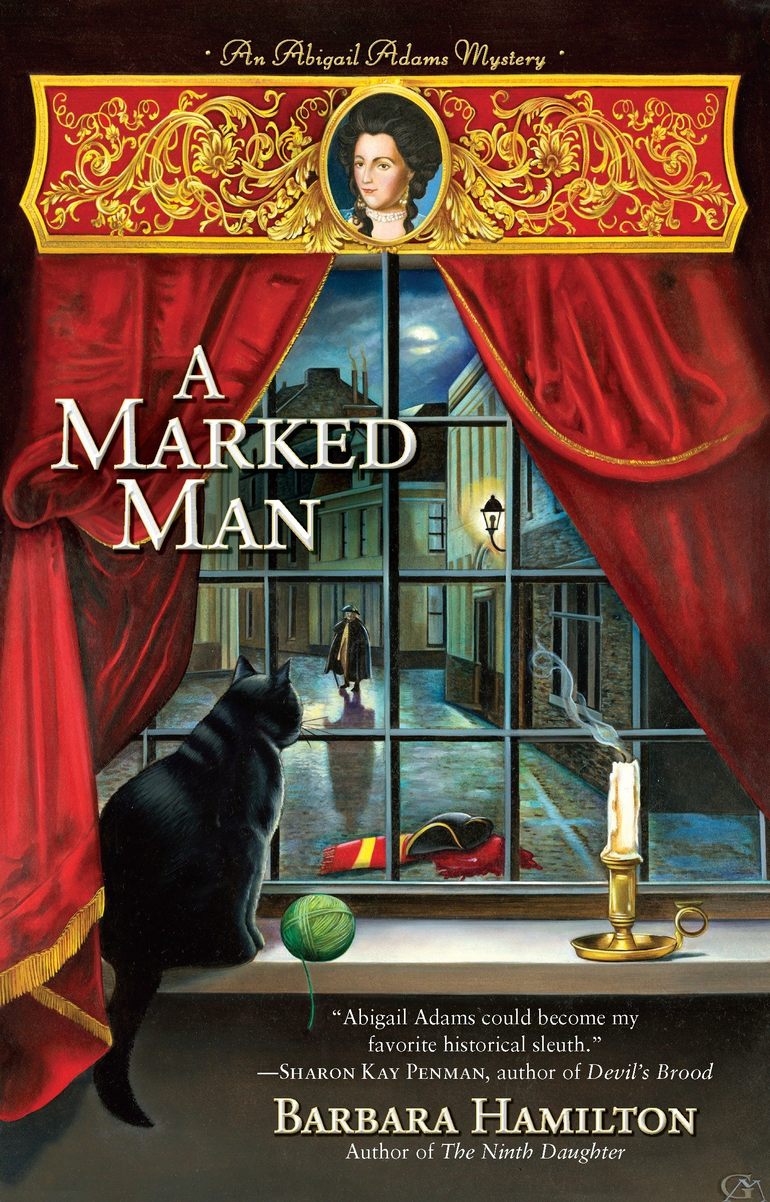 A Marked Man (An Abigail Adams Mystery) pdf epub