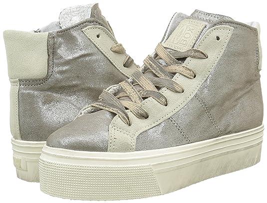 Bristol NB-BRISTOL/H16 - Zapatillas para Mujer, Color Beige (Irise Sand), Talla 41 No Box