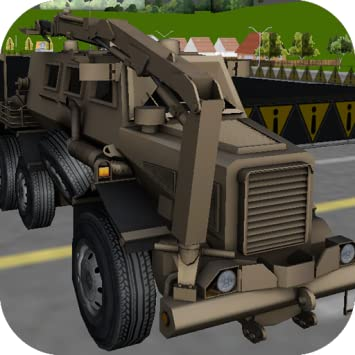 Amazon Com Military Vehicle Simulator Appstore For Android