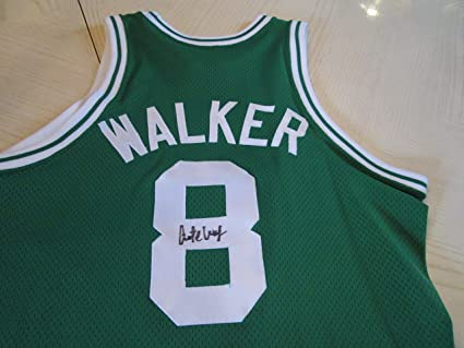 buy popular 4f92a dcb1b Antoine Walker Cincy Show Signed Celtics Jersey -Lifetime ...