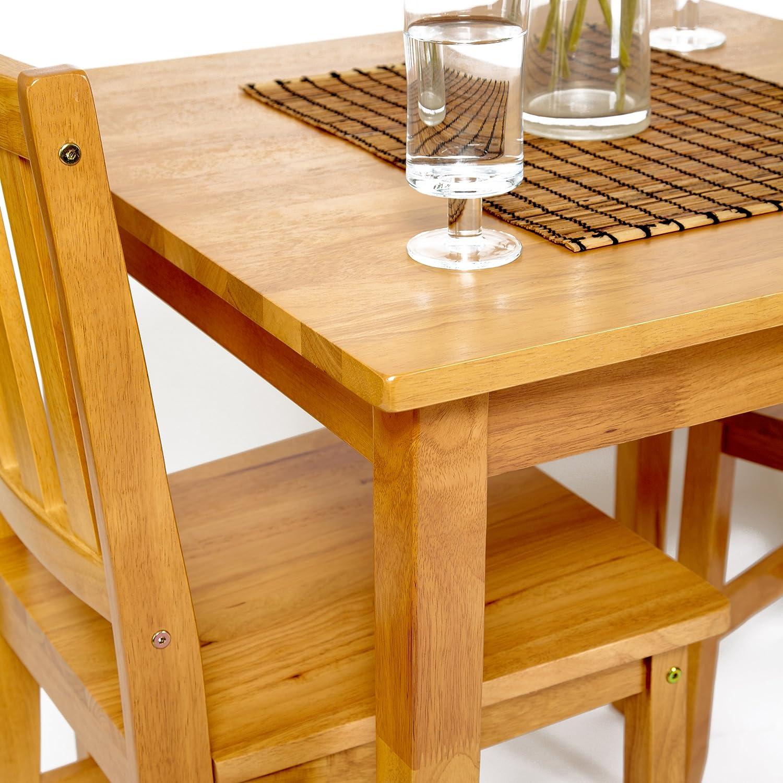 caf/é Ensemble de table et chaises de cuisine bistrot