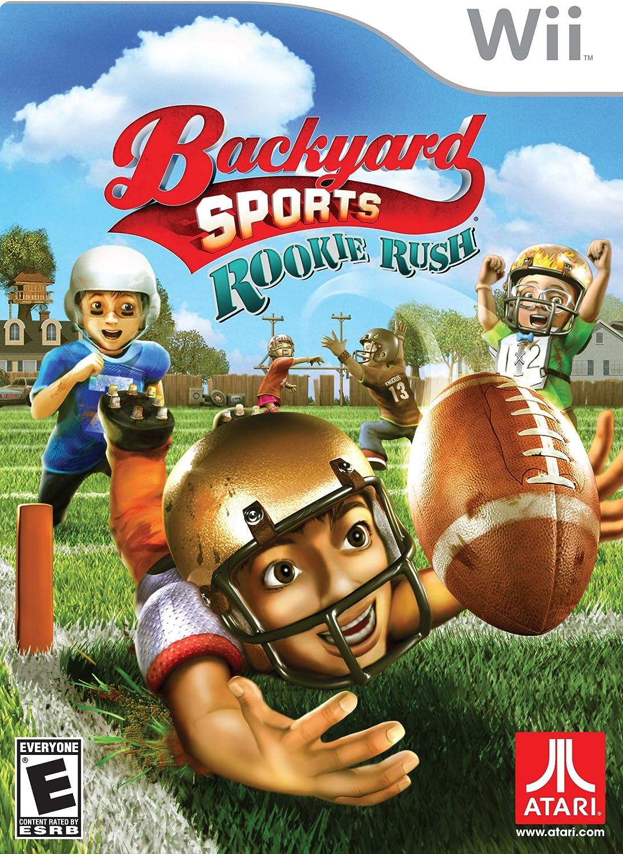 backyard sports football outdoor goods