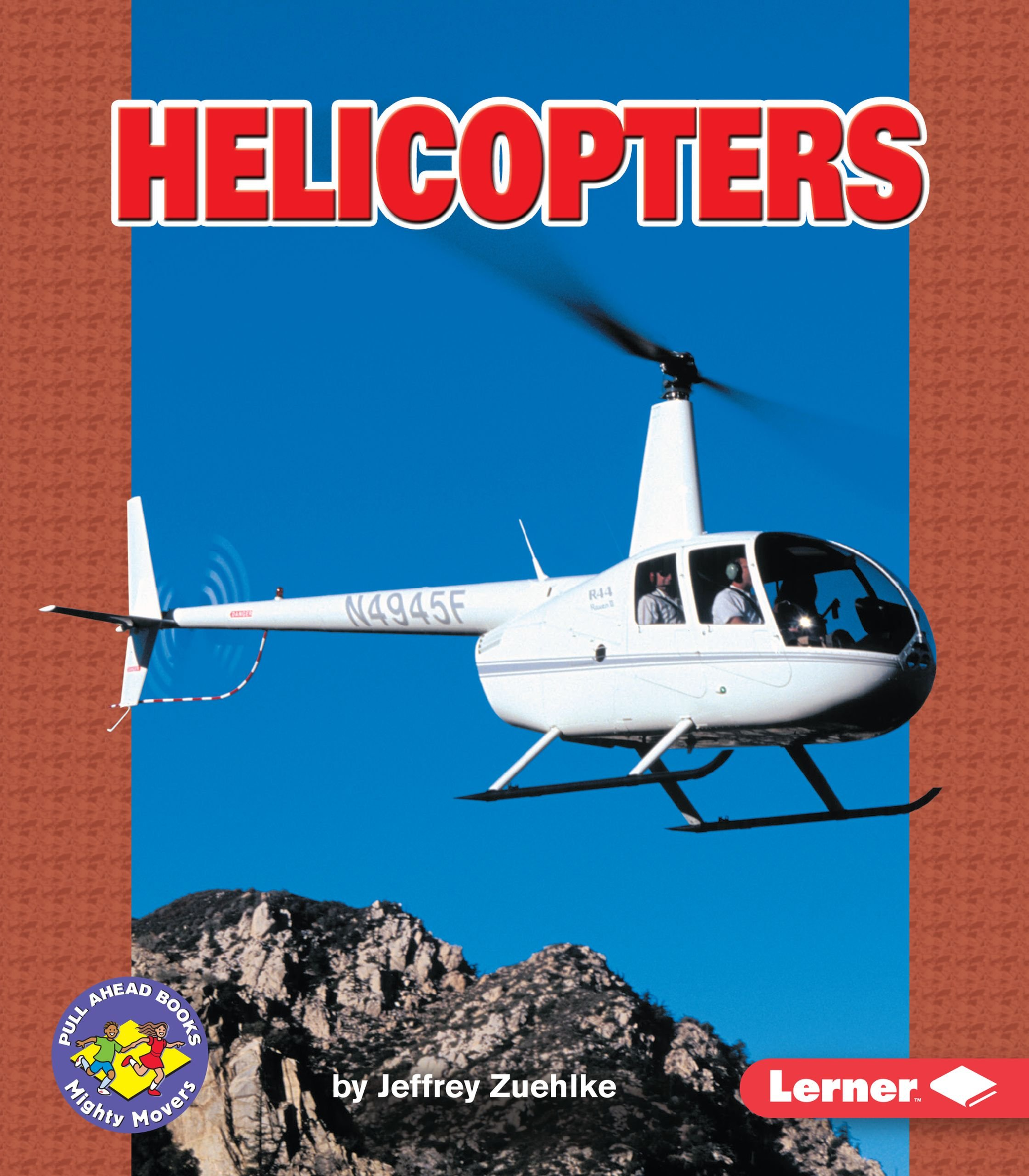 Helicopters (Pull Ahead Books)