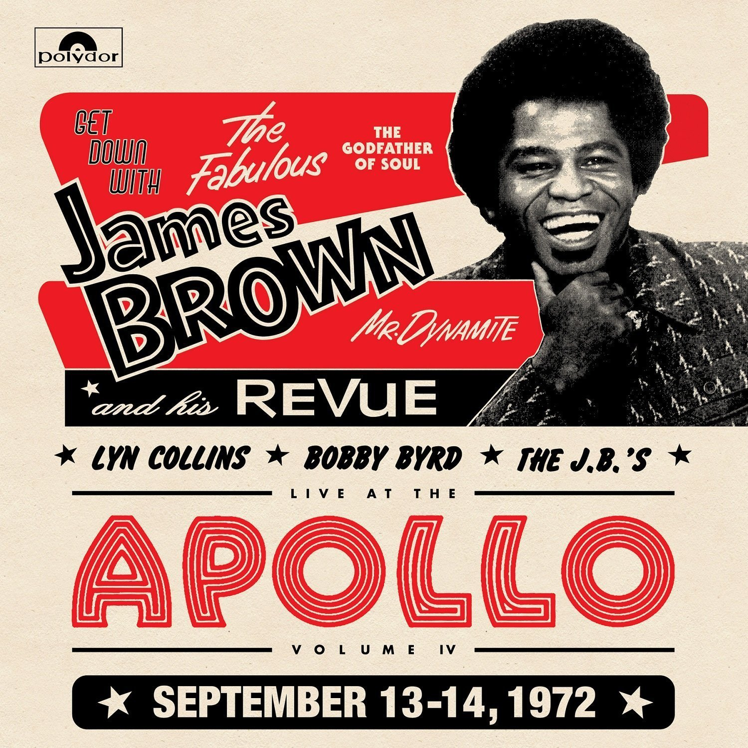 Live at the Apollo 1972 by Get on Down