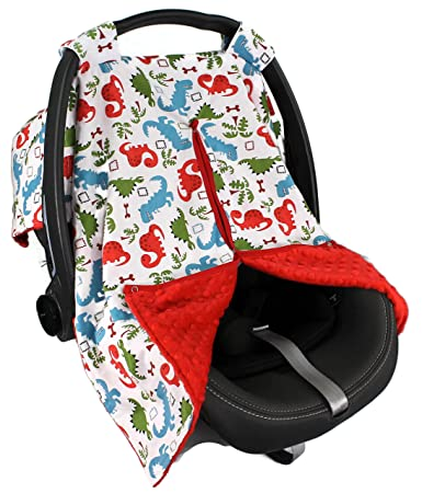 Surprising Amazon Com Strawberry Farms Baby Car Seat Cover Canopy And Creativecarmelina Interior Chair Design Creativecarmelinacom
