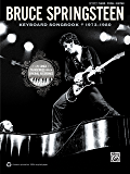 Bruce Springsteen - Keyboard Songbook 1973-1980: Sheet Music for 25 Songs Transcribed from the Original Recordings for Piano/Vocal