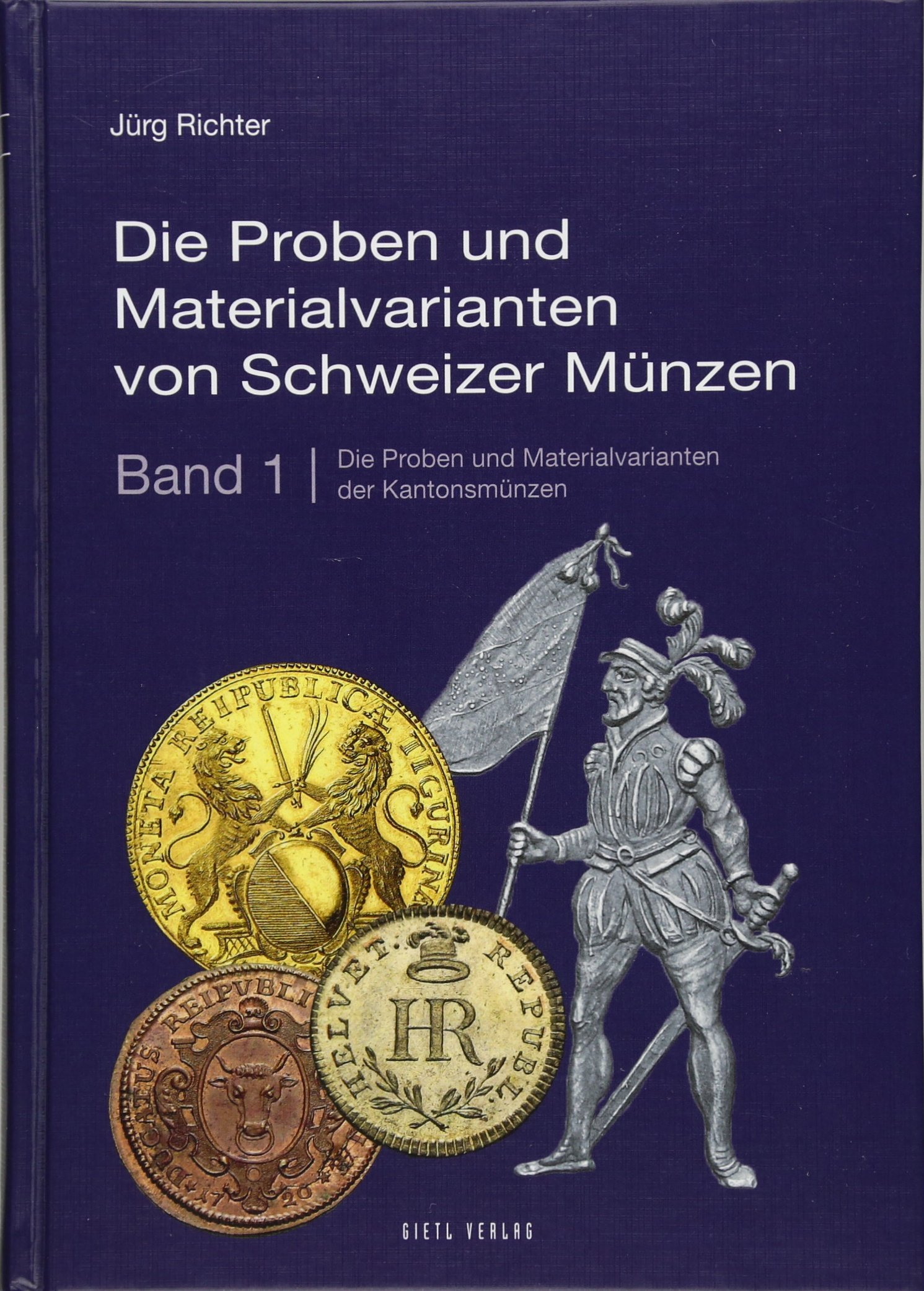 Amazonfr Die Proben Und Materialvarianten Von Schweizer Münzen