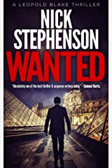 Wanted (A Private Investigator Series of Crime and Suspense Thrillers, Book 1) Kindle Edition