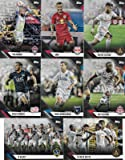 2019 Topps MLS Soccer Series Complete Mint 200 Card Base Set Including Your Favorite Stars Zlatan Ibrahimovic, Bastian Schweinsteiger, Diego Valeri and Many More