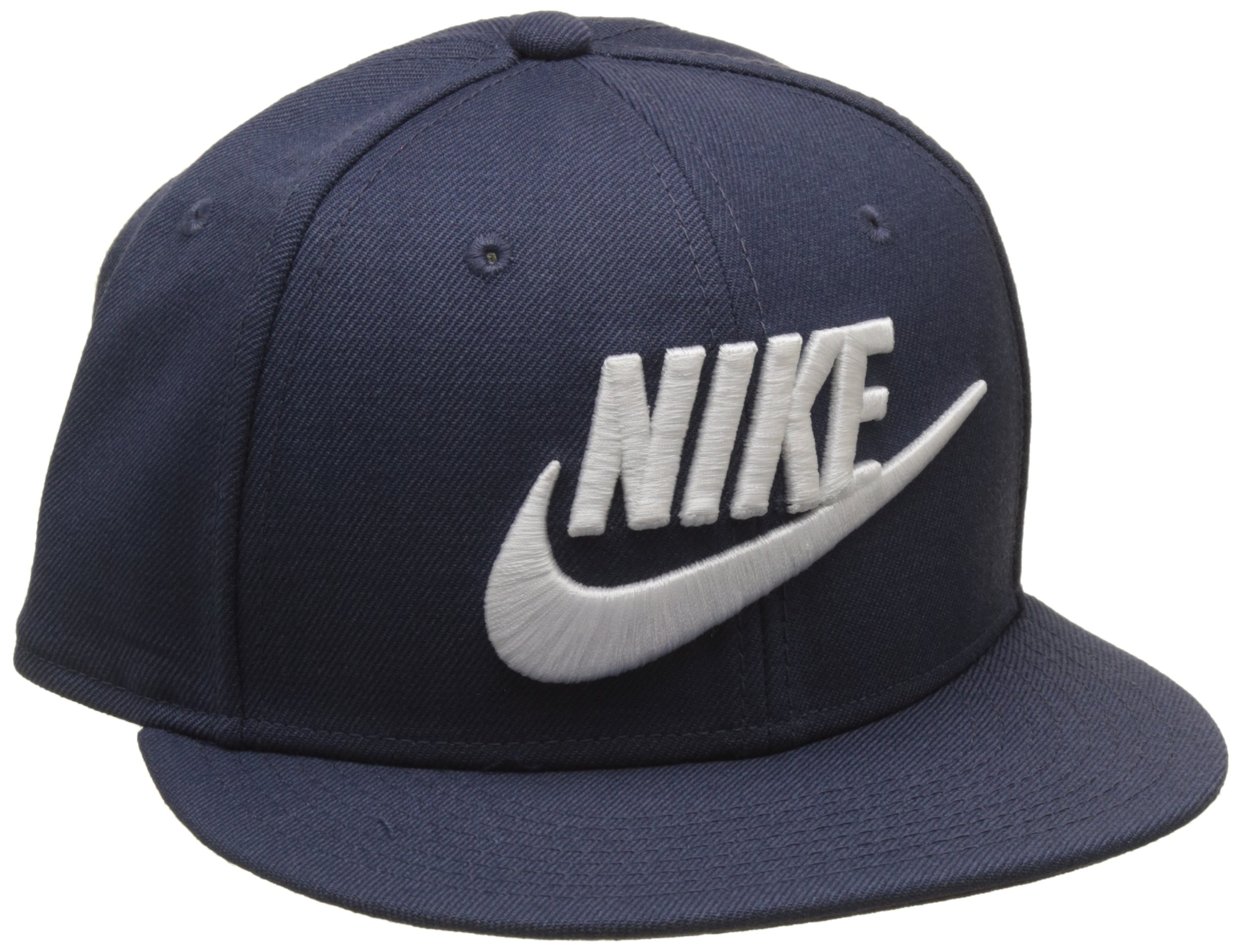 a8614e2ab02 Galleon - Nike Men s True Snapback Hat Cap Navy White 584169-471