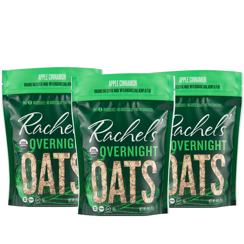 Rachel's Organic Gluten Free Oats (Apple Cinnamon)