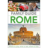 Family Guide Rome (DK Eyewitness Travel Guide)