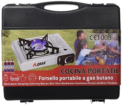 Réchaud à gaz Portable