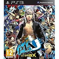 Persona 4 Arena Ultimax [Psx3]