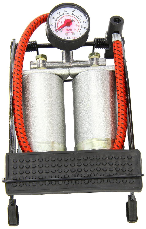 Streetwize Twin Piston Hi Pressure Foot Pump | Norwich Camping