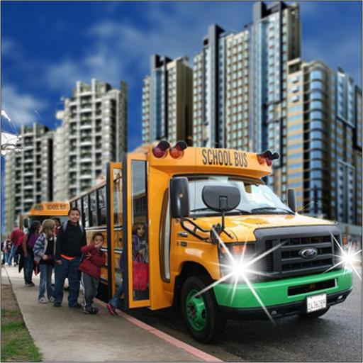 School Bus Driver 3d 2018