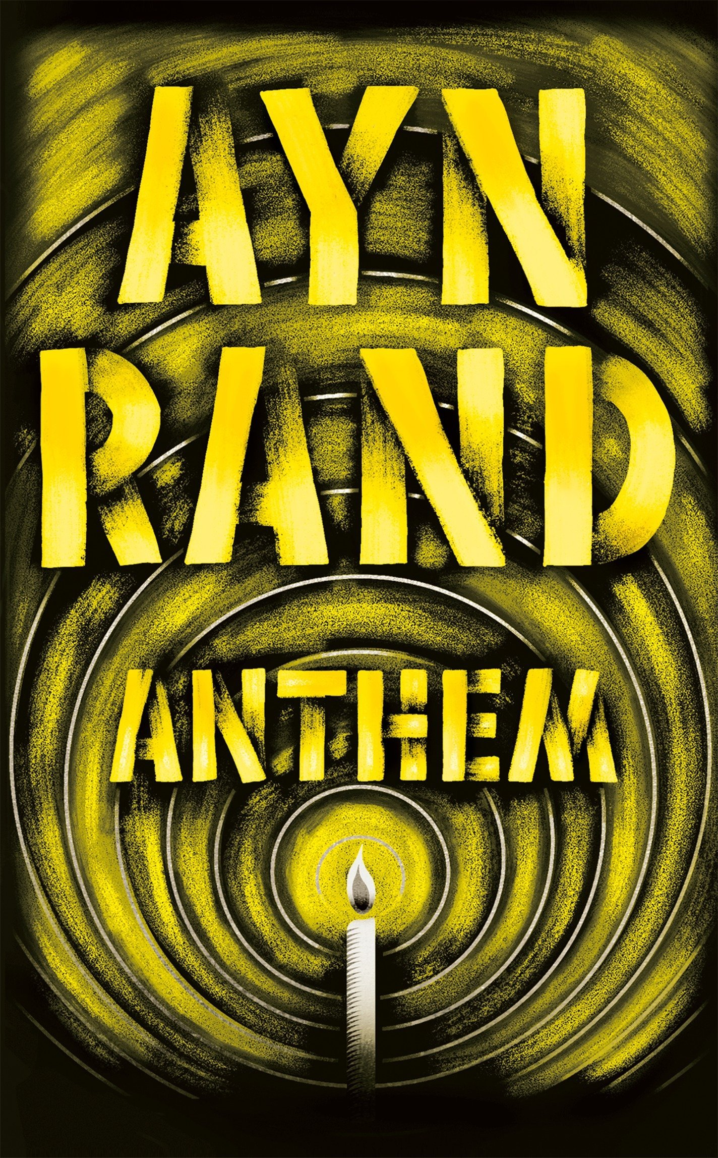 Anthem: Rand, Ayn, Peikoff, Leonard: 9780451191137: Amazon.com: Books