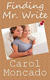 Finding Mr. Write: Contemporary Christian Romance (CANDID Romance Book 1)