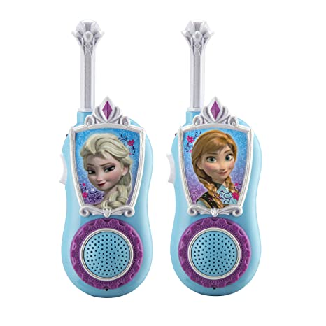 disney frozen chill n chat anna elsa character frs walkie talkies easy to - Chat Disney
