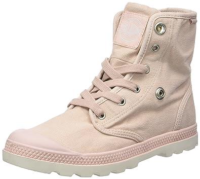 BAGGY LOW LP - botas desert de lona mujer, color blanco, talla 39.5 Palladium