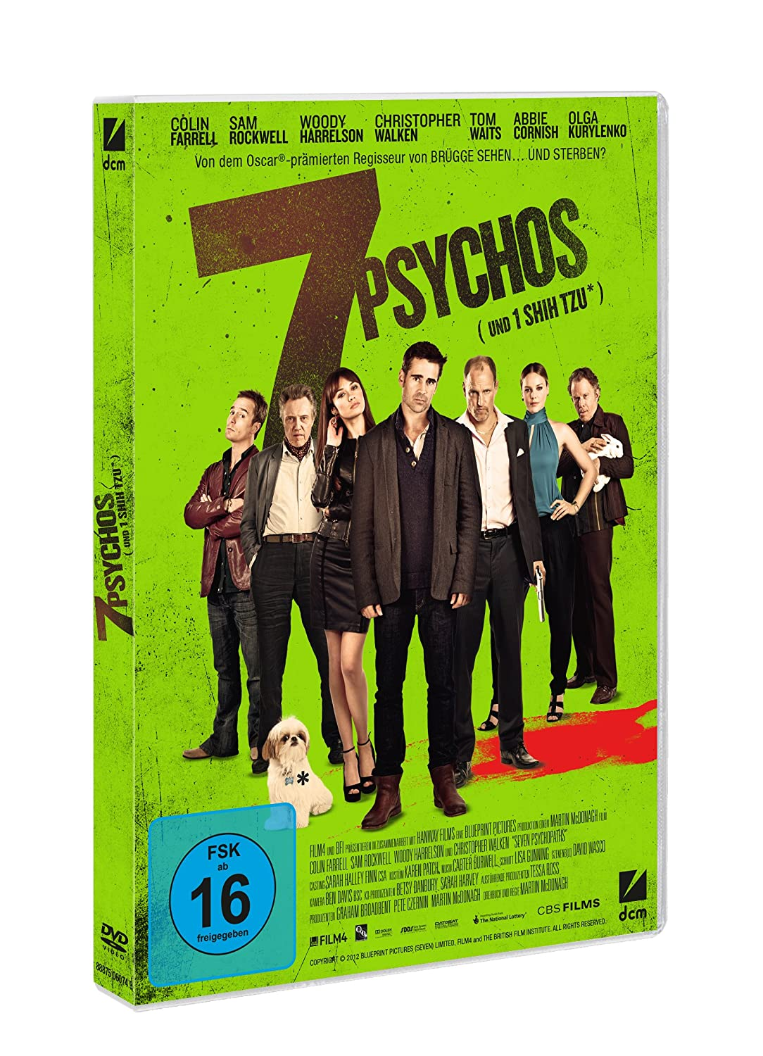 7 psychos alemania dvd amazon colin farrell woody 7 psychos alemania dvd amazon colin farrell woody harrelson sam rockwell christopher walken olga kurylenko abbie cornish tom waits malvernweather
