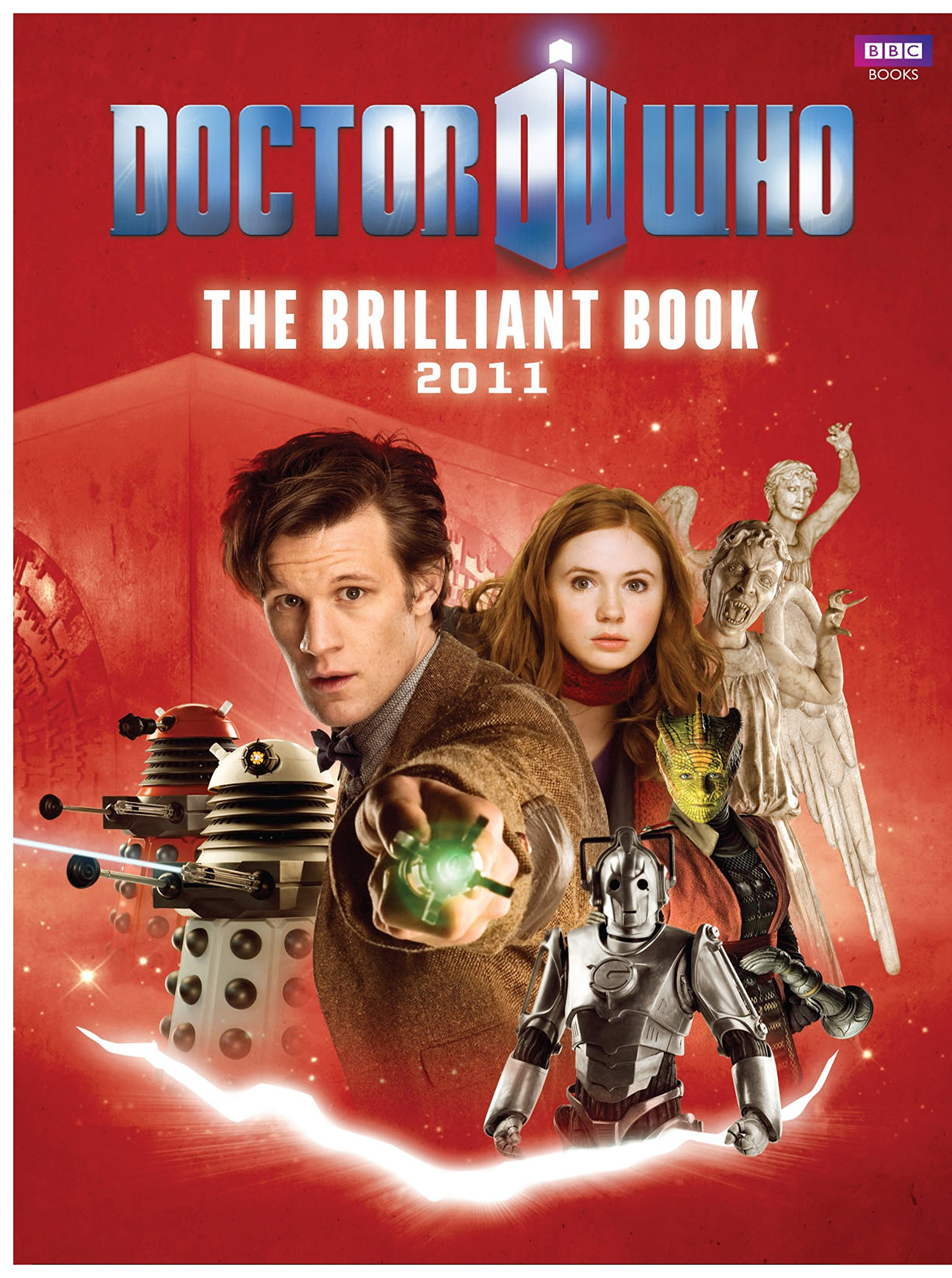 Read Online The Brilliant Book of Doctor Who 2011 pdf