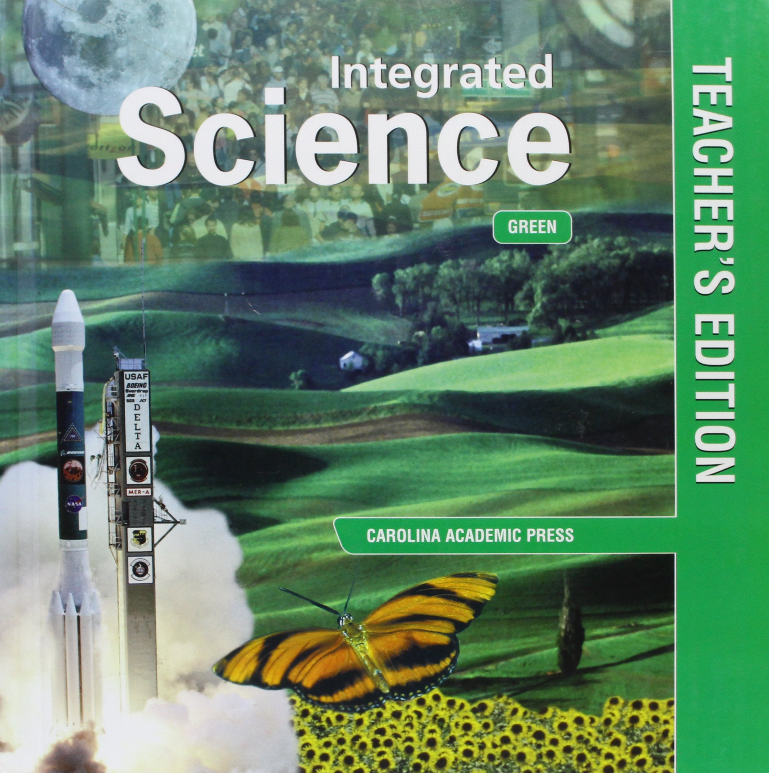 Integrated Science Level Green 6th Grade pdf epub
