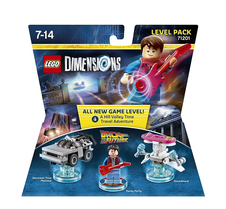 LEGO Dimensions - Level Pack - Zurück in die Zukunft: Plattformunabhängig:  Amazon.de: Games