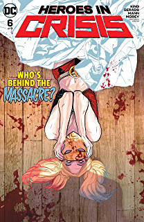 Humorous Heroes In Crisis # 1 Professional Shipping Other Modern Age Comics