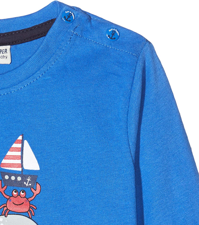 Salt /& Pepper Baby Boys Longsleeve T-Shirt