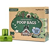 Pogi's Poop Bags - 30 Rolls (450 Bags) - Earth-Friendly, Scented, Leak-Proof Dog Waste Bags