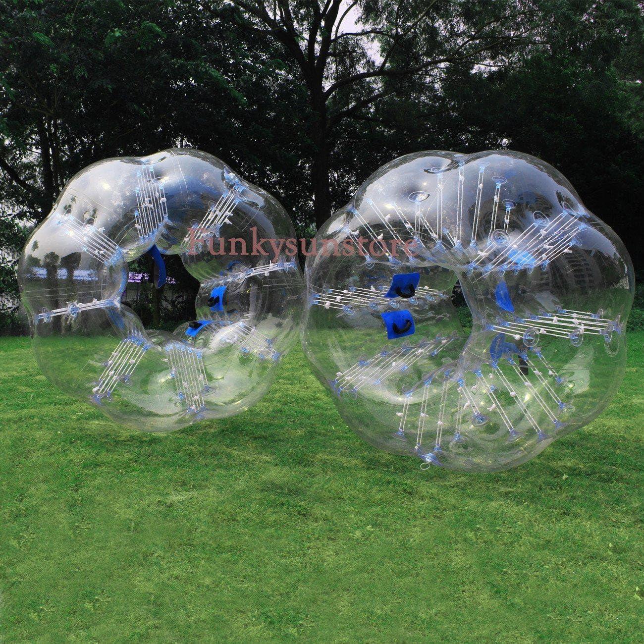 Bubble Pelota de PVC para parachoques traslúcido, diseño de ...