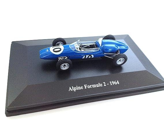 Générique Set of 4 Rally Cars Alpine Renault Rallye 1:43 ELIGOR: Amazon.es: Juguetes y juegos