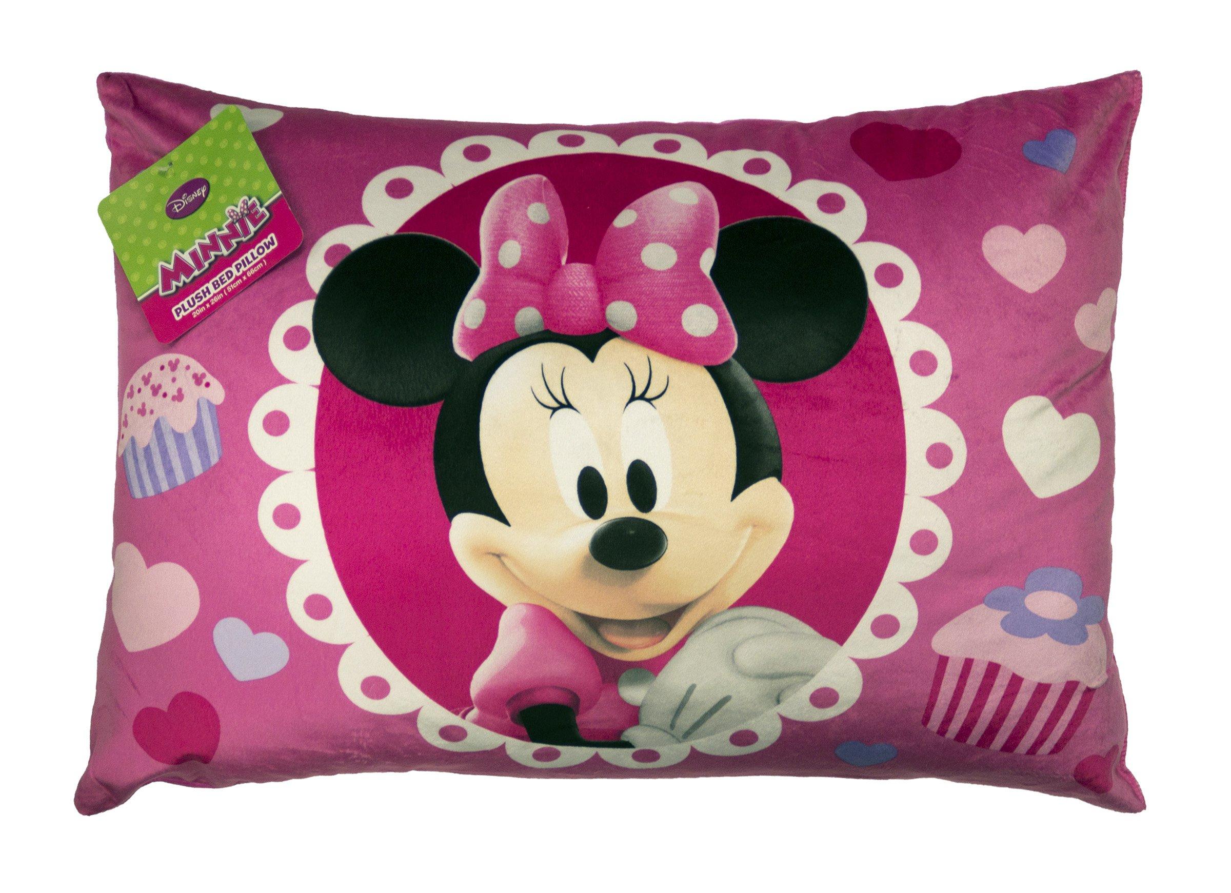 Disney Minnie Bed Pillow by Disney