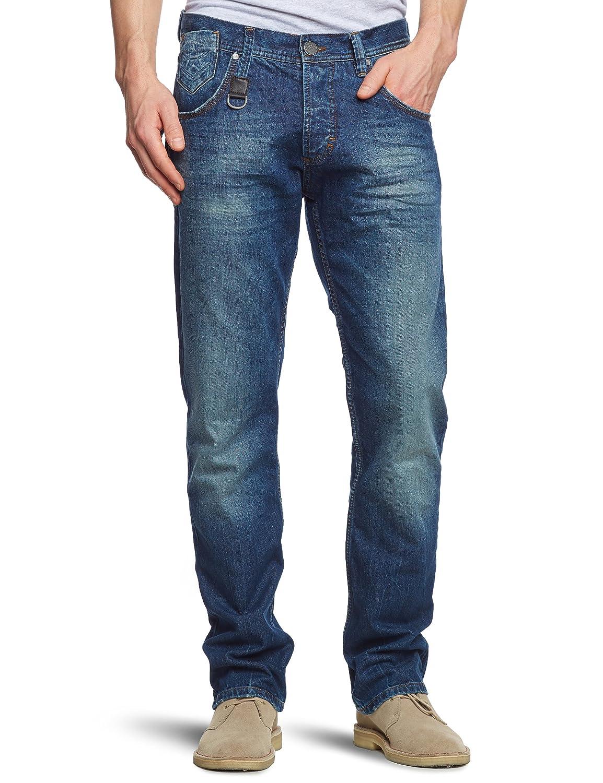 FREEMAN T.PORTER Herren Jeans Normaler Bund 00025673_5009 / Puneat Denim F0127-32 fitcher L32