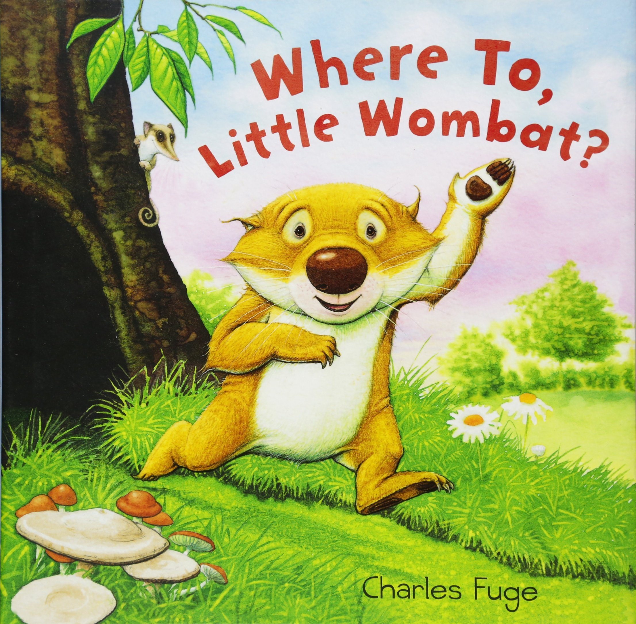 Where To, Little Wombat? pdf