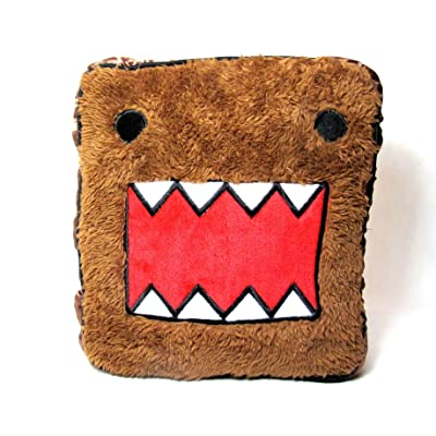 "Domo-kun Plush Pillow - 9"" X 9"": Toys & Games"