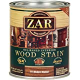 ZAR 11512 Wood Stain, QT, Modern Walnut