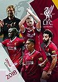 Liverpool F.C. Official 2018 Calendar - A3 Poster Format Calendar (Calendar 2018)