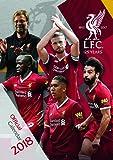 Liverpool FC Official 2018 Calendar - A3 Poster Format (Calendar 2018)