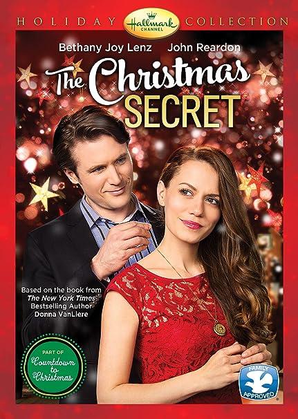 amazoncom the christmas secret bethany joy lenz john reardon susan hogan venus terzo greyston holt norma bailey movies tv