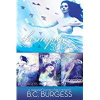 The Mystic Series Set: Books 1-3 (English Edition)