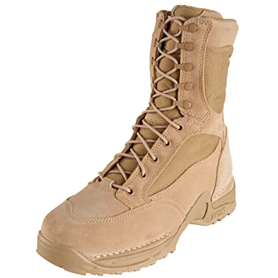 Amazon.com: Danner Men's Desert TFX Military Boots,Brown,16 D: Shoes